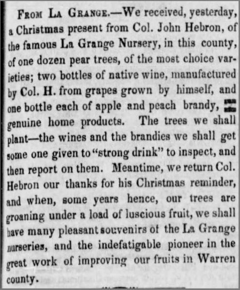 Hebron 1856 article