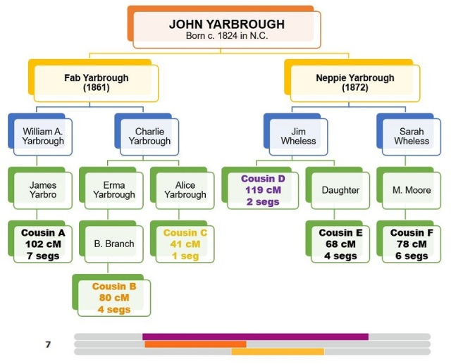 Yarbrough DNA
